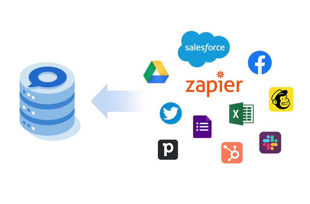 Daten in die Event Software importieren